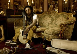 """Lil Wayne's New Stage"""